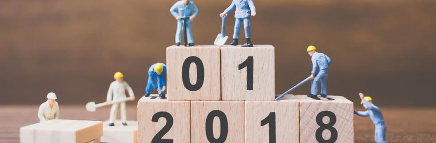 1er janvier: impôts, smic et prix du gaz... ce qui change en 2018