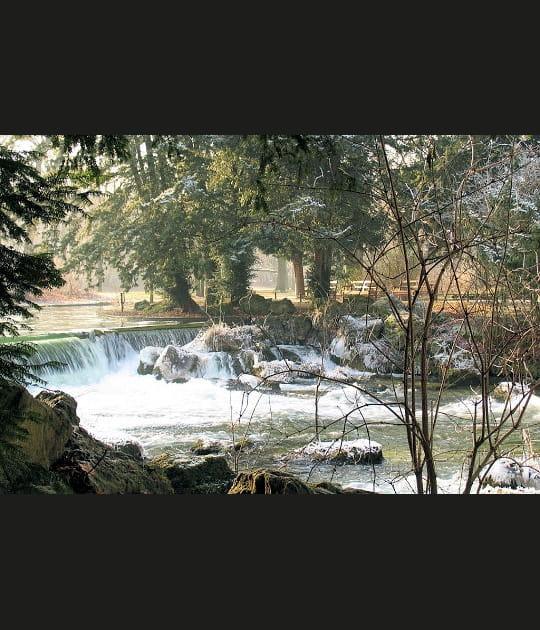 Cascades du Jardin Anglais