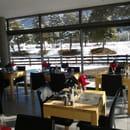 Le Lacustre  - Une salle agréable et chaleureuse -