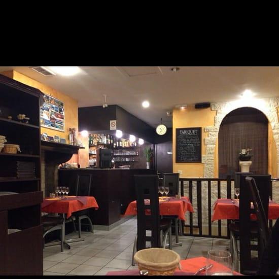 Restaurant : Restaurant L'Entre Nous  - Son excellent vin blanc Tariquet doux ou brute  -