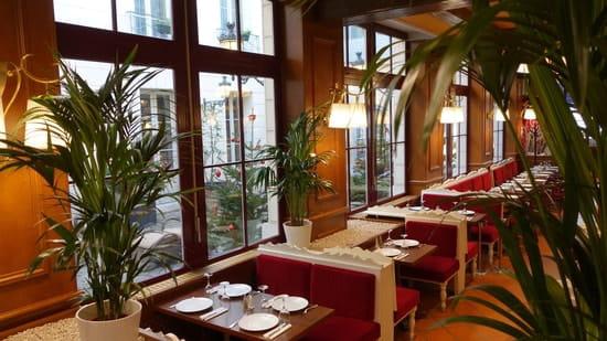 Pavillon Colbert  - Salle du restaurant -
