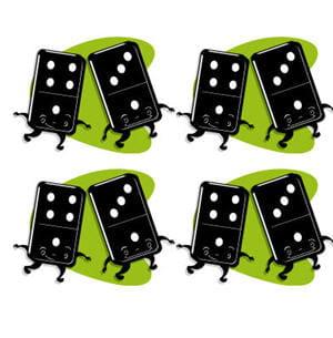 les dominos magiques