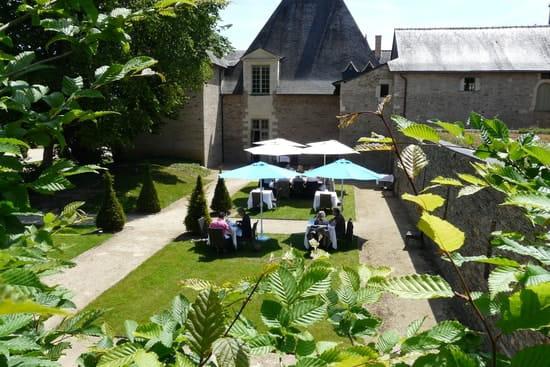 Château de la Perrière  - Déjeuner en terrasse -