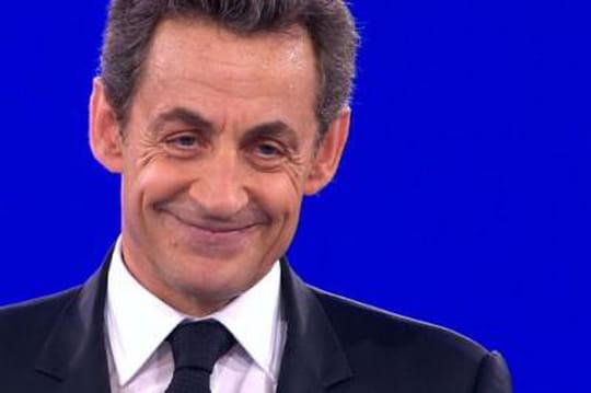 Sarkozy: son message de retour surFacebook