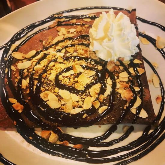 Dessert : Crêperie Au Marché des Lices  - Crêpe -   © Au Marché des Lices