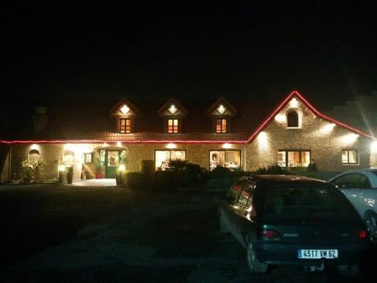 Restaurant : Auberge de l'Ange Gardien  - L'auberge de l'Ange Gardien -