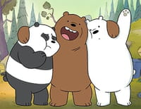 We Bare Bears : Poulet et gaufres