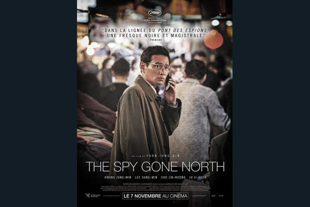 The Spy Gone North - Photo 1
