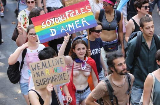 Gay Pride2019: les concerts et le déroulé de la Marche des Fiertés