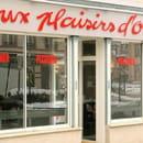 Plaisirs D'orient  - vitrine du restaurant -