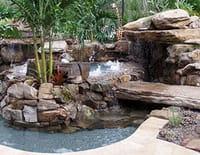Lagoon Master : Piscine zen