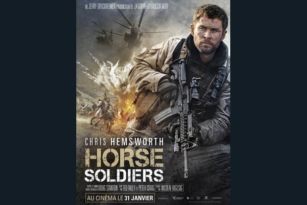 Horse Soldiers - Photo 1