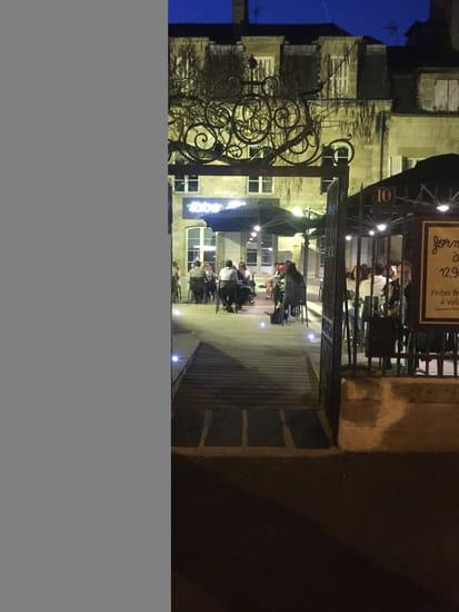 Restaurant : Bistro Régent  - entrée -   © jmp