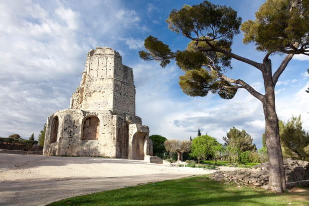 La Tour Magne à Nîmes : IIIesiècleavantJ.-C.