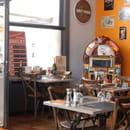 Restaurant : Chez Delphine  - Restaurant style Américain -   © Chez Delphine
