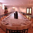 Hostellerie de la Porte Bellon  - Salle privée -