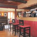 Le Comptoir Coté Table  - Coté Bar -   © Le Comptoir (Sérent)