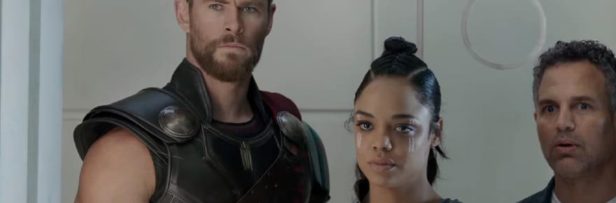 Thor 3Ragnarok: une nouvelle bande-annonce incroyable