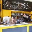 Le Docker Restaurant  - Comptoir du DOCKER -