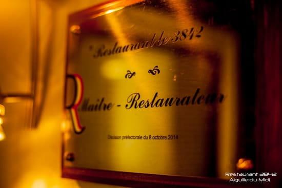 Le 3842  - Maître Restaurateur -   © Le3842