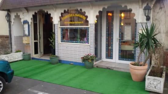Entrée : L'Auberge Berbere