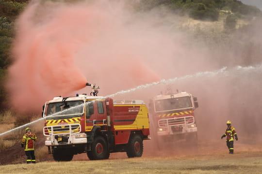 Incendies en Ardèche: le point sur les feux