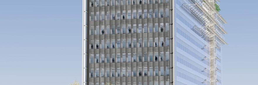 Découvrez le futur Palais de justice de Paris