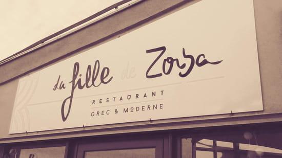 Restaurant : La Fille de Zorba   © Moi