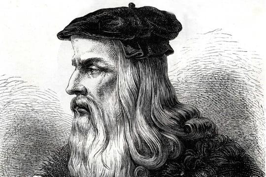 Léonard de Vinci: biographie de l'inventeur et peintre de La Joconde
