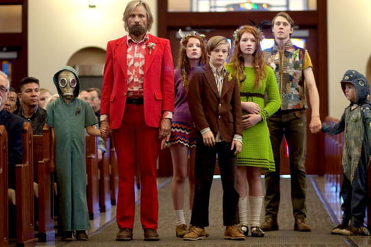 Captain Fantastic: synopsis, casting, bande-annonce, streaming, avis...