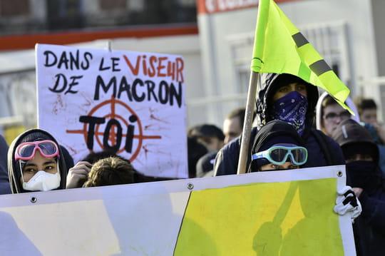 Gilets jaunes: après le 5décembre, une nouvelle manif à Paris?