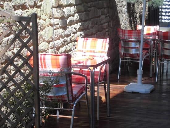 El Gaucho  - patio -   © collet.sylvie22@free.fr