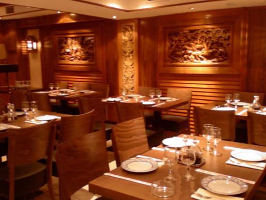 Restaurant Pattaya  - Salle du premier étage -