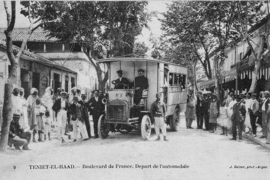 Les automobiles de la belle poque - Service a the algerien ...