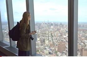En images : vertige depuis l'observatoire du One World Trade Center