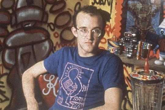 Keith Haring: biographie courte du dessinateur de Pop art