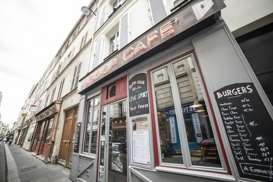 Scoop Café  - Scoop Café -   © LucillePillet