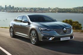 La Renault Talisman restylée en images
