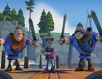 Vic le Viking 3D : Captain Gilby