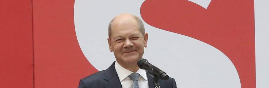 Elections allemandes: Merkel remplacée par Olaf Scholz?