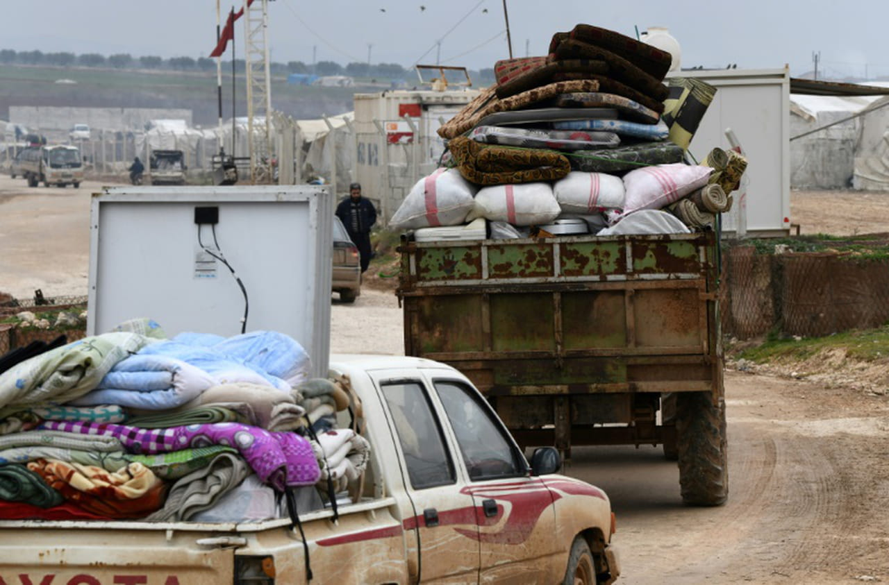 Syrie: Ankara met en garde Damas, un hélicoptère du régime abattu