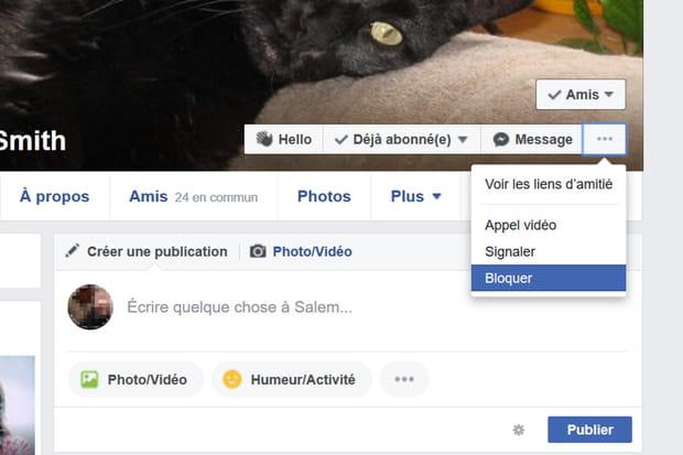 20fonctions cachées de Facebook