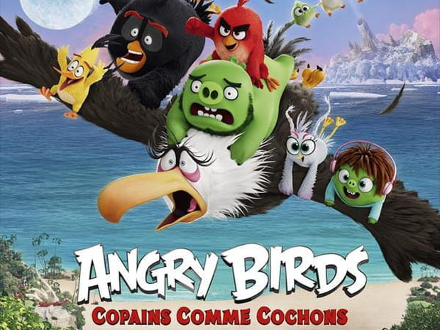 Angry Birds 2: Copains comme cochons
