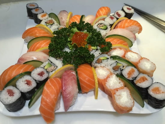 Restaurant : Tokyo Sushi