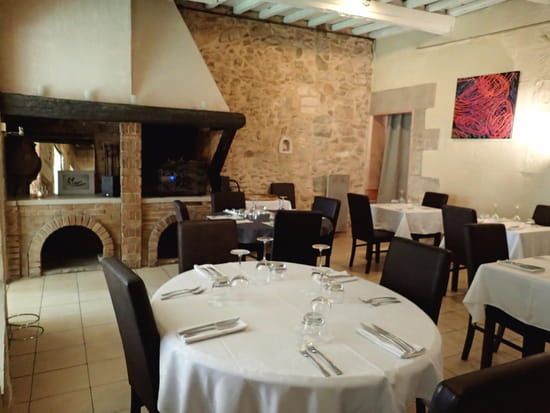 Restaurant : Le Jardin d'Hadrien  - la salle -   © le jardin d'Hadrien