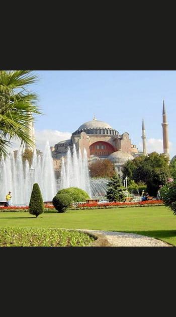 Istanbul, Sublime Porte entre deux continents