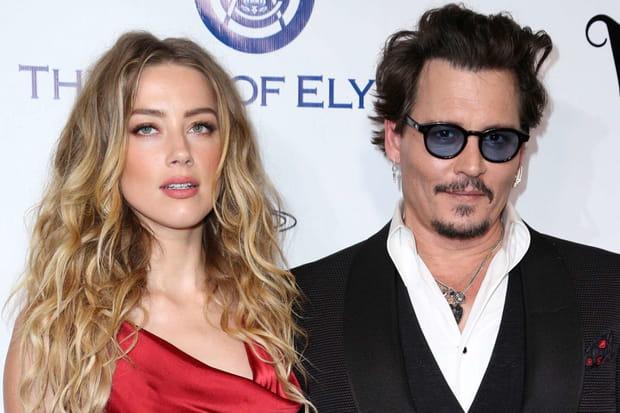Amber Heard a accusé Johnny Depp de violence