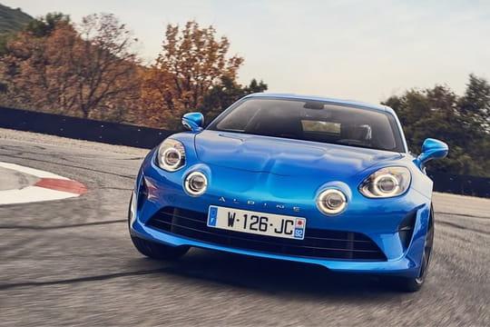 Nouvelle Alpine A110: des tests positifs, c'est une réussite! [prix]