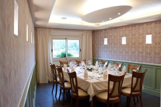 Au Bon Accueil  - Salle privée du Restaurant -   © Au Bon Accueil