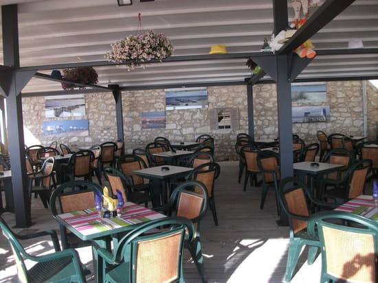 Les Bains du Sémaphore  - terrasse du restaurant 150 places -   © philippe.moreau0648@gmail.com